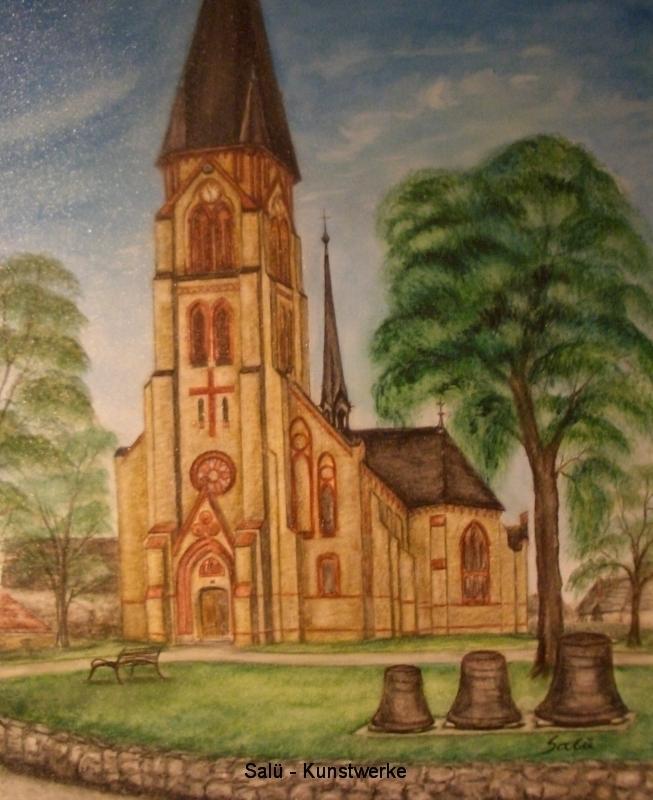 Kirche Warin