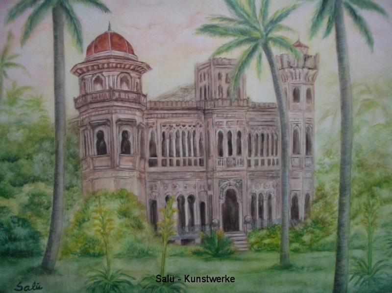 Palacio de valle - Cienfuegos (Cuba)