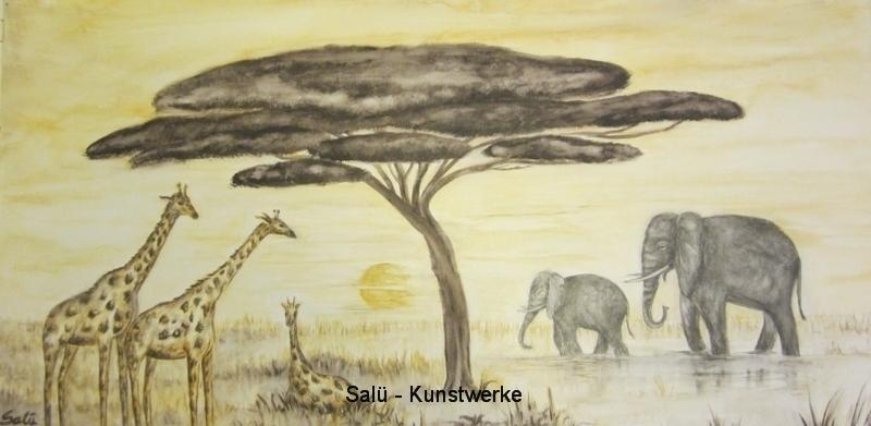 Afrika für Ela