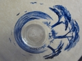 Glas blau 4 (Vogelperspektive)
