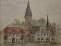 Rathaus Kirche Warin